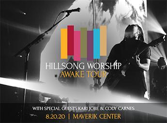 Hillsong Worship Awake Tour 2020 - POSTPONED