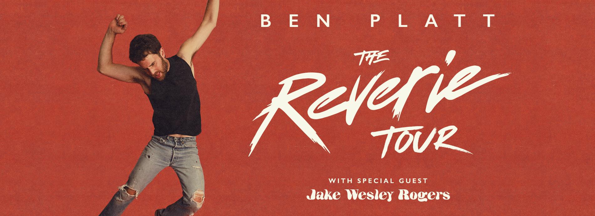 Ben Platt: The Reverie Tour