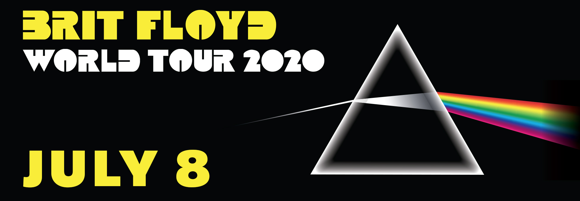 Brit Floyd World Tour 2020