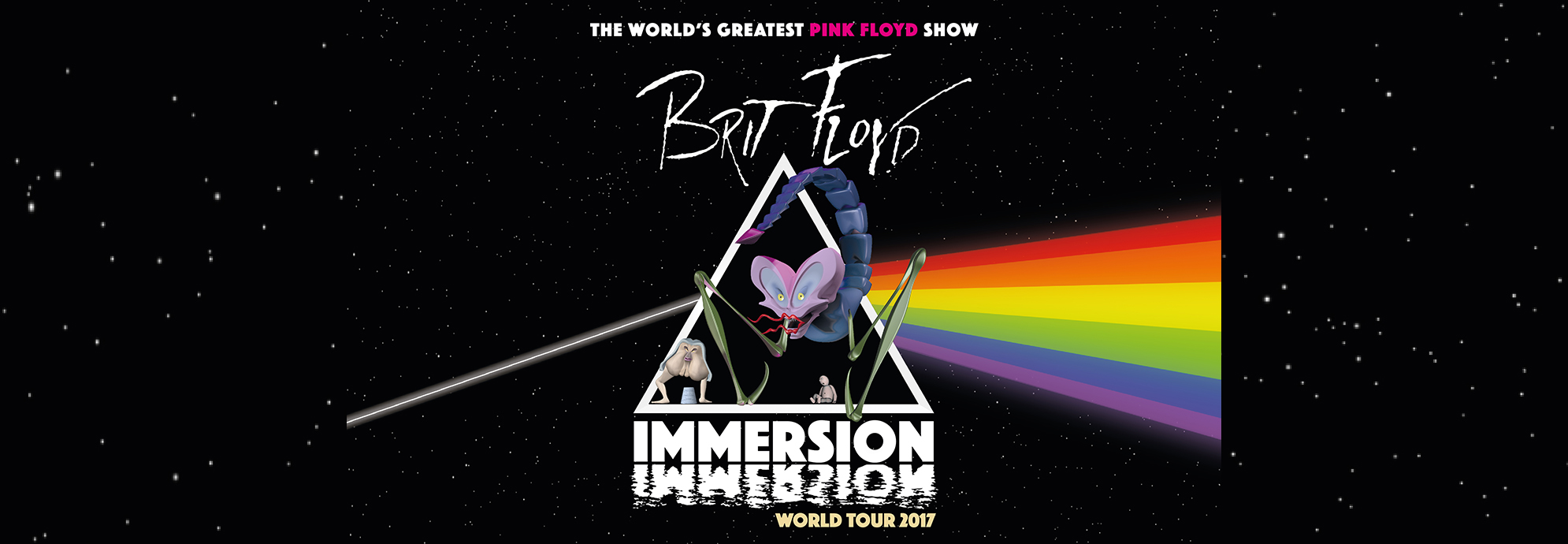 BRIT FLOYD - Immersion World Tour