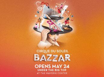 Cirque du Soleil Bazzar
