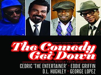 Comedy Get Down Tour