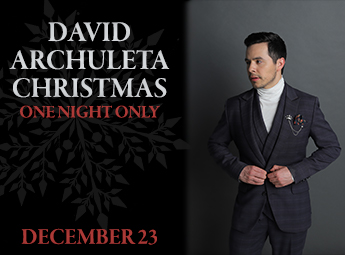 David Archuleta Christmas - One Night Only