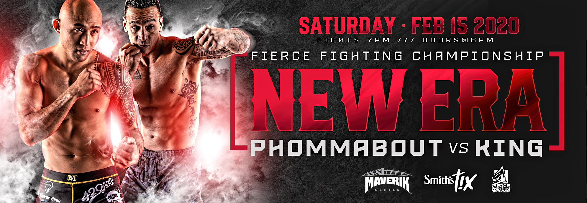 Fierce Fighting Championship: New Era