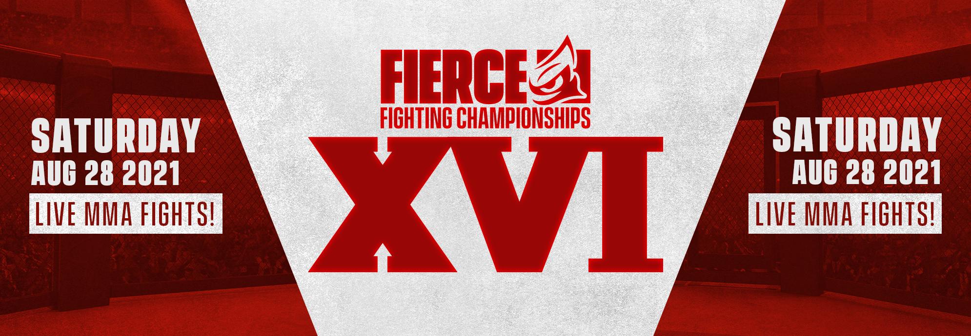 Fierce Fighting Championships XVI