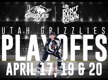 Utah Grizzlies Home Playoff Game 2