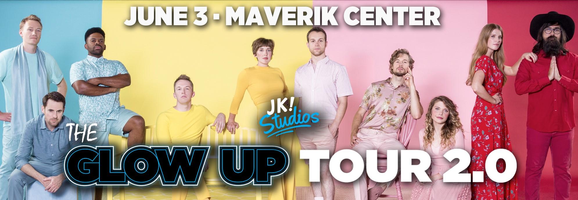 JK! Studios 'The Glow Up Tour 2.0'