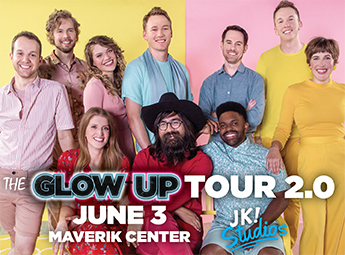 JK! Studios 'The Glow Up Tour 2.0'