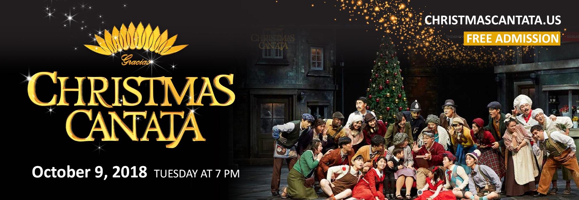 Christmas Cantata.Maverik Center Details