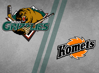 Grizzlies vs. Komets